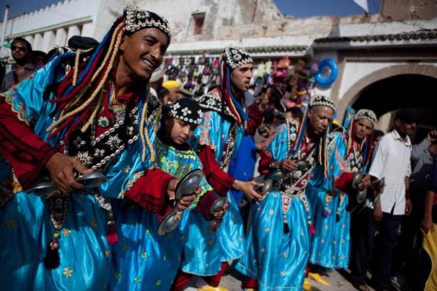 Le Festival des Jeunes Talents Gnaoua
