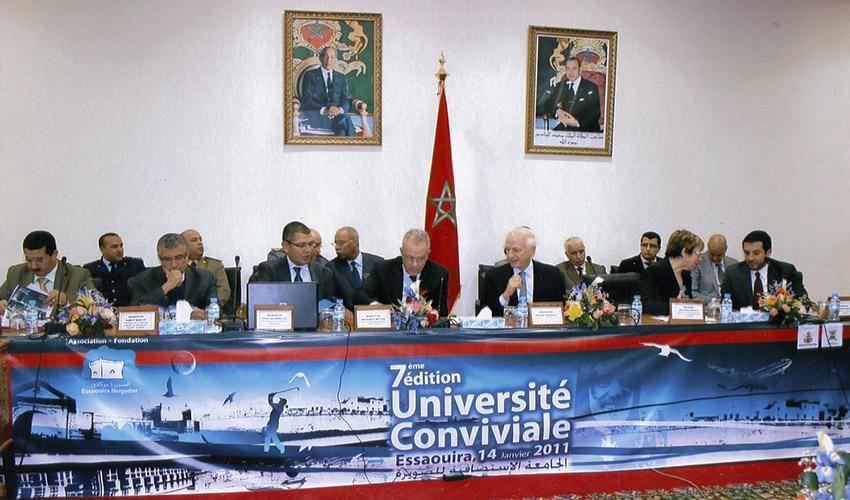 L'Université Conviviale d'Essaouira